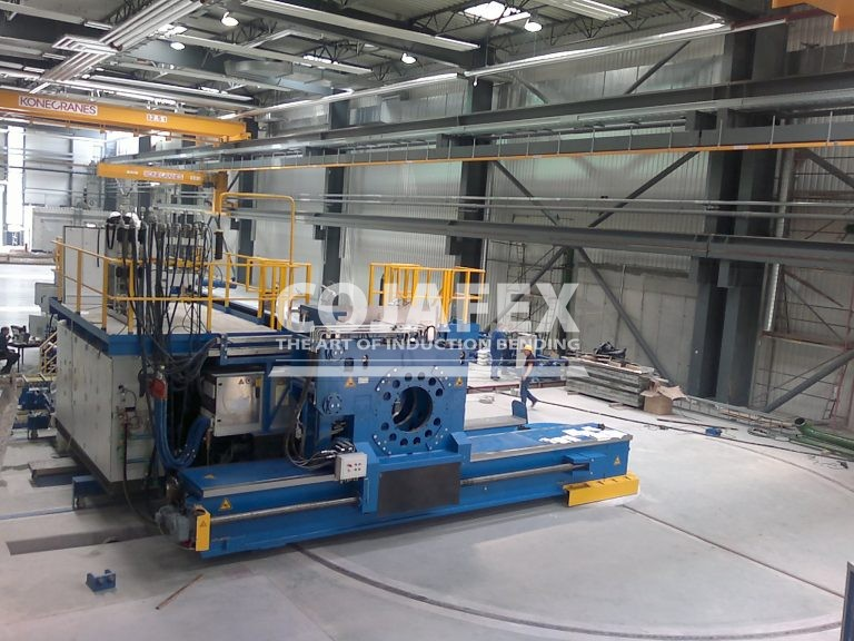 Cojafex Induction Bending Machine