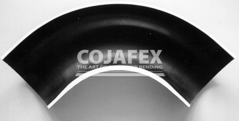 Cojafex Induction Pipe Bending | Controlled Thinning