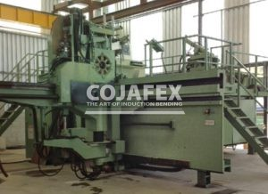 Cojafex induction pipe bending machine PB Special