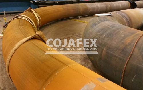 Cojafex Pipeline Bending Machine